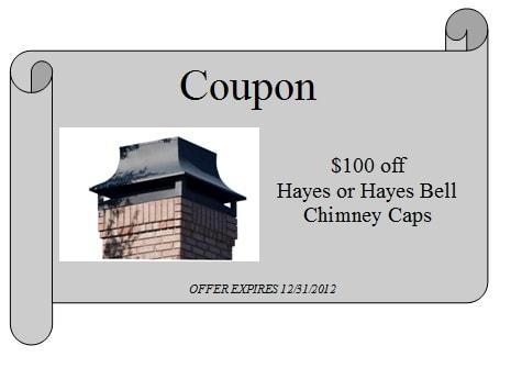 Chimney Cap Discounts