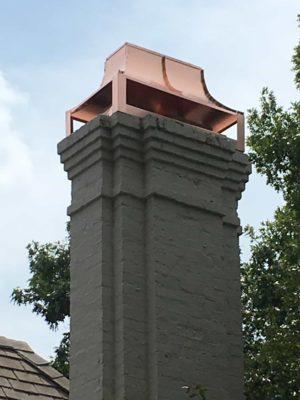 Chimney Shroud
