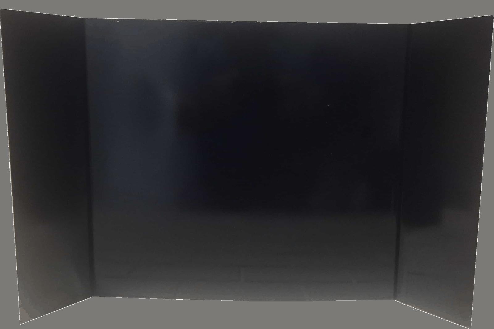 Black Reflector Shield Picture