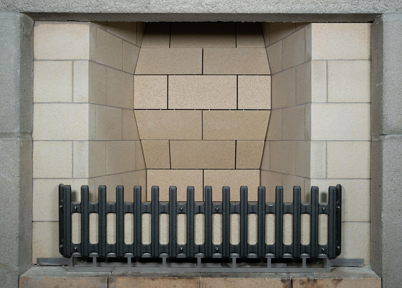heatshield retrofit fireplace installation